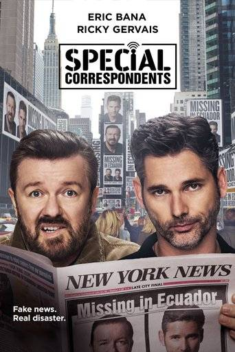 Special Correspondents (2016) ταινιες online seires xrysoi greek subs