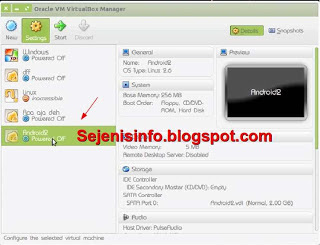 Android x86 jelly bean 4 3 install in virtual box on windows os