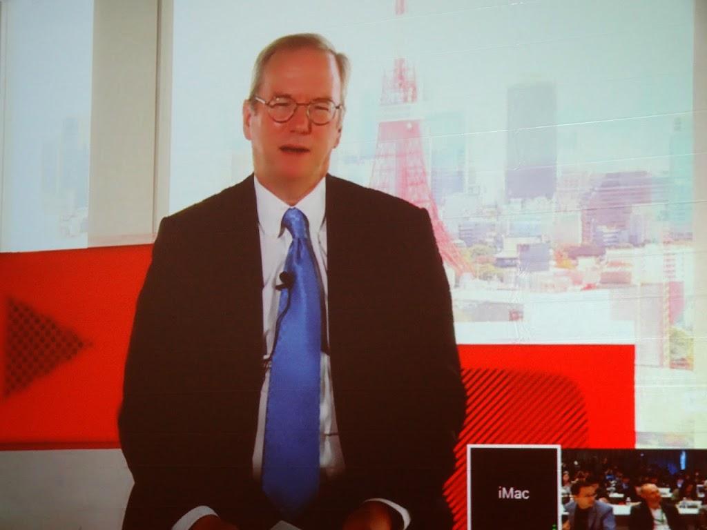 Google執行董事長施密特:亞洲將從行動第一轉向行動唯一 數位時代
