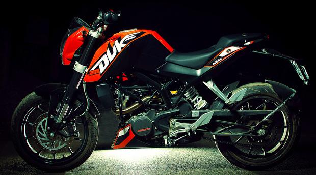 Thông số kỹ thuật KTM Duke 200 ABS