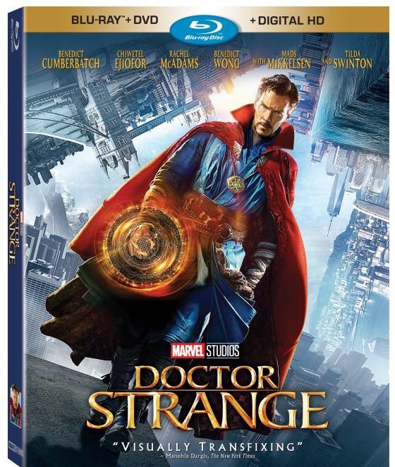 Doctor Strange 2016 Dual Audio Hindi BluRay 1080p 2.5GB DD5.1Ch ESubs