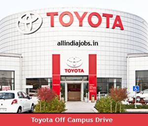 Toyota Off Campus