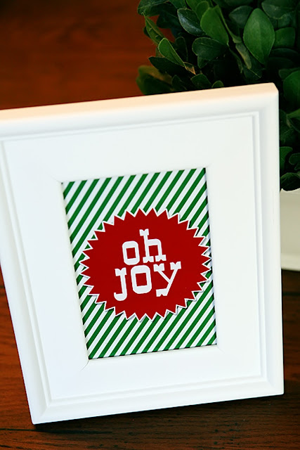 picture frame printables