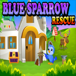 Play Games4King Blue Sparrow R…