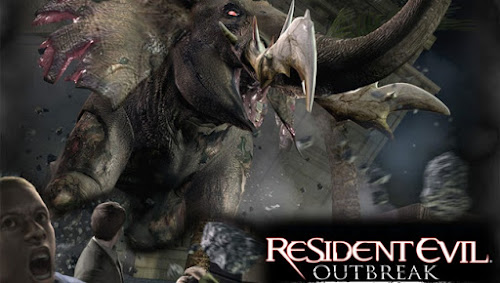Free Download Resident Evil Outbreak PS2 ISO/CSO