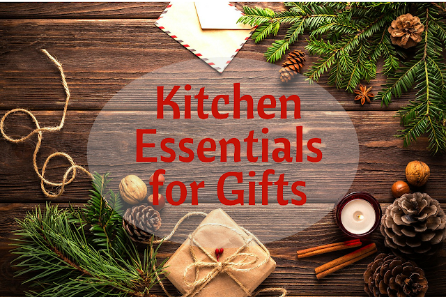Kitchen Essentials for Home Cooks