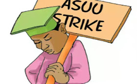 ASUU To Commence One Week Warning Strike On Oct. 2nd