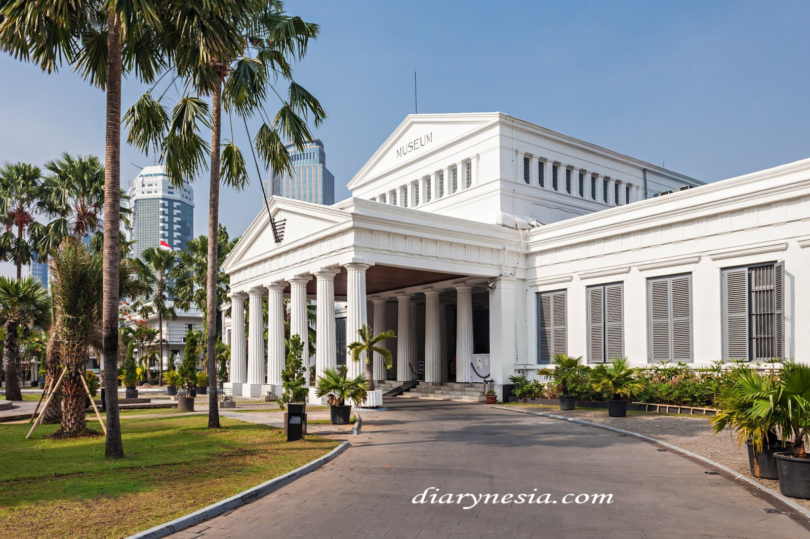 Best museums to visit in indonesia, best museum you will want to visit in indonesia, most famous museum in indonesia, diarynesia