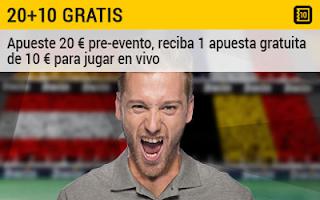 bwin apuesta 20 euros Alemania vs Italia apuesta gratuita 10 euros 2 julio