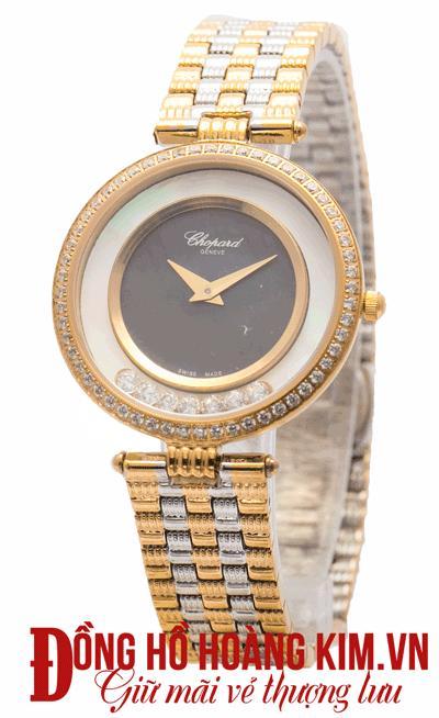 đồng hồ nữ chopard mới về sang trọng