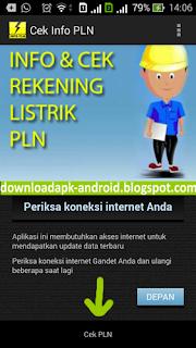 Cara Cek Tagihan PLN di Android APK