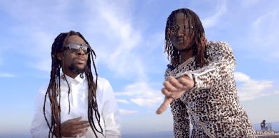 Video Jah Prayzah ft. Jah Cure - Angel Lo