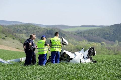 Lezuhant egy girokopter Máriahalomnál, a pilóta meghalt