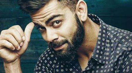 अमिताभ ने आवाज का बीमा कराया था, कोहली ने दाढ़ी का करा लिया