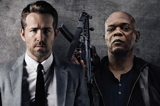 the hitman's bodyguard: red band trailer con ryan reynolds y samuel l.jackson