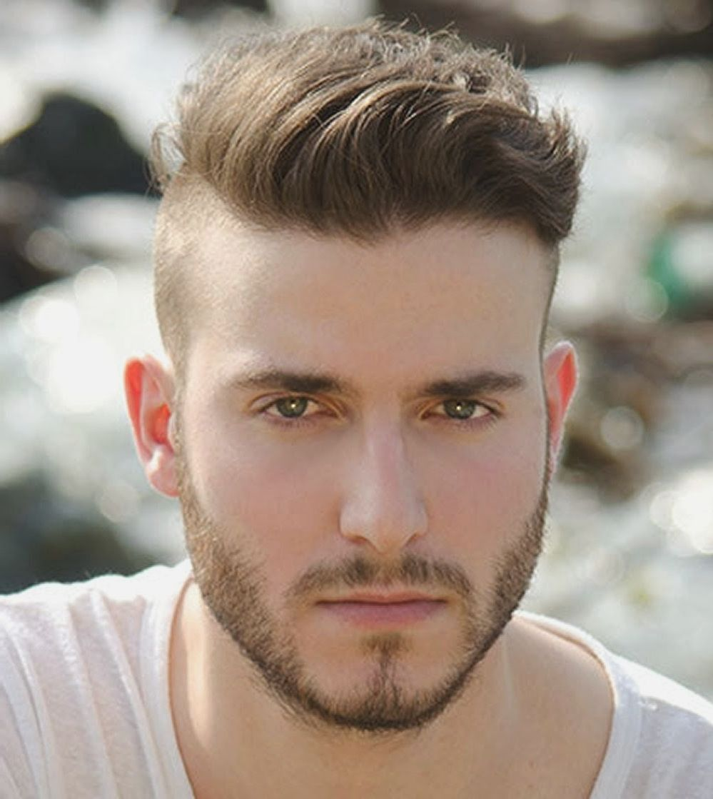 Men New Undercut Hairstyles 2015 Jere Haircuts