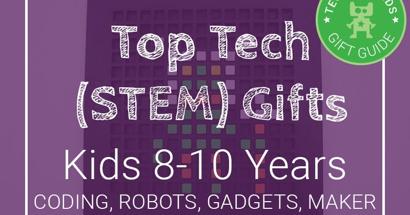 Toys For Boys 8 10 Years Old : Top tech stem gifts for kids aged and coding robots