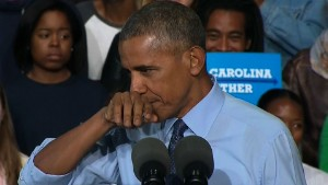 Obama smells himself, confirms he is not a demon