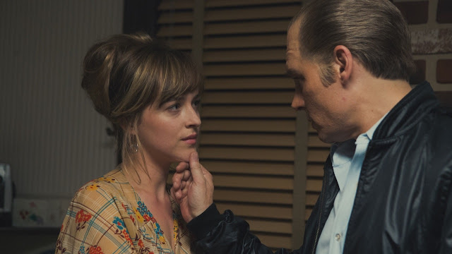 Johnny Depp Dakota Johnson | Black Mass
