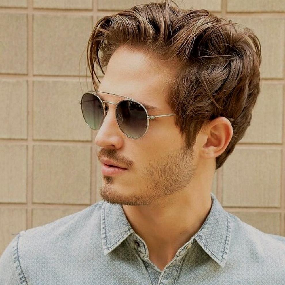 Peinados de moda para hombres 20 incre ble moda juvenil - Peinados de hombre de moda ...