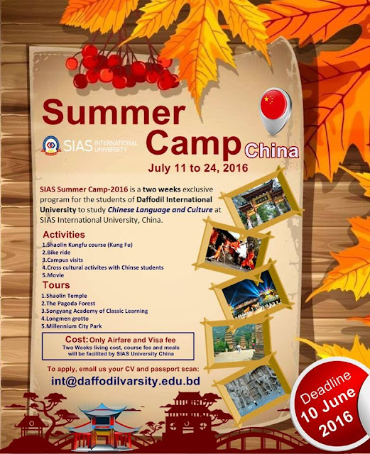 SIAS Summer Camp-2016