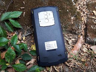 Hape Outdoor DOOGEE S55 Android RAM 4GB Fingerprint Dual Back Camera IP68 Certified