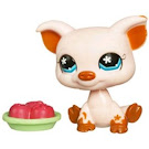 Littlest Pet Shop Singles Pig (#732) Pet