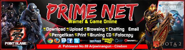 Banner Spanduk Warnet Dan Game Online Cdr