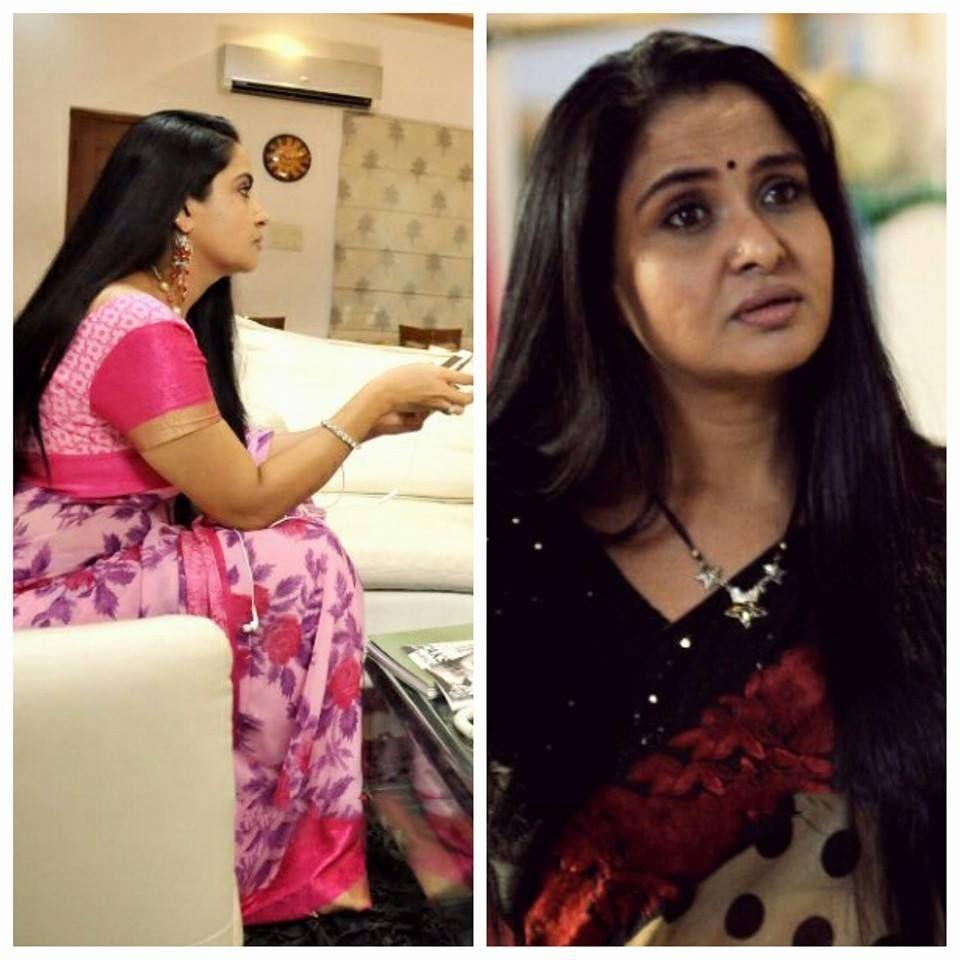 Surekha Vani Family Telugu Side Actress Pr...