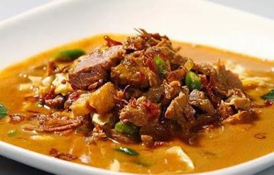 Resep Masakan Jawa Pedas