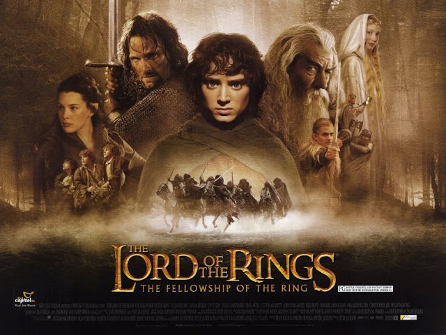 Top grossing movie of all time The fellowship of the ring last 15 years decade best film ever made