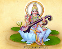 maa saraswati aarti in hindi