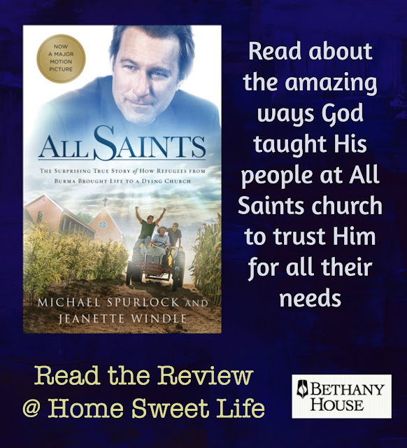 All Saints, Christian movies, Bethany House publishers, stories of faith