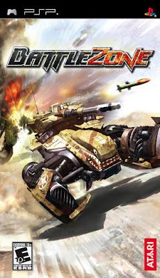 Game PSP Battle Zone Full HD