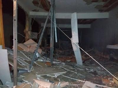 Bando ataca cidade de Ibaretama e pratica primeiro roubo a banco no Ceará em 2018