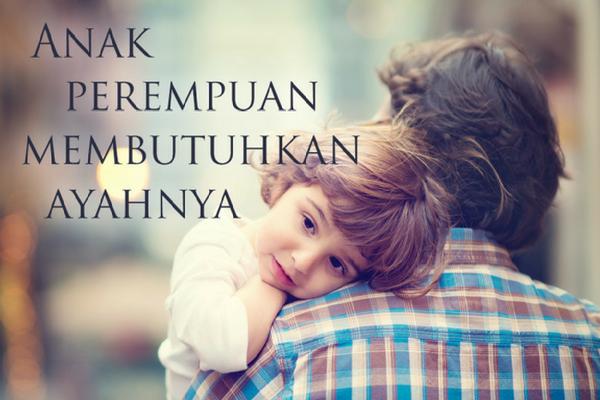 9 Penjelasan Mengapa Anak Perempuan Itu Lebih Dekat Dengan Ayahnya
