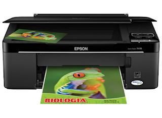 Epson Stylus TX135 Printer