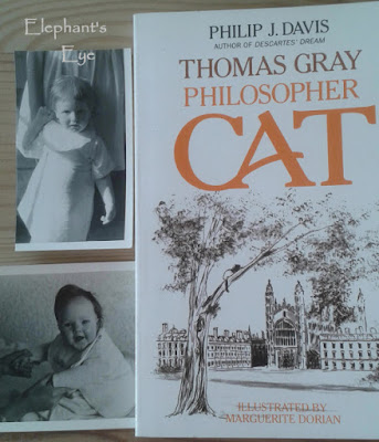 Thomas Gray my mother's book
