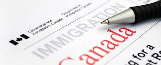 الرسوم المالية المطلوبة للهجرة الي كندا