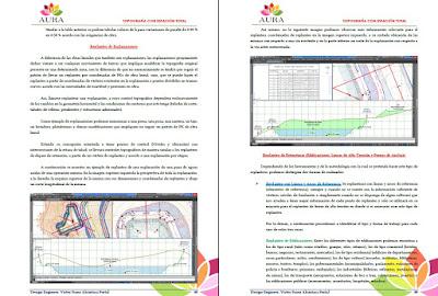 Replanteo de Explanaciones con Estación Total