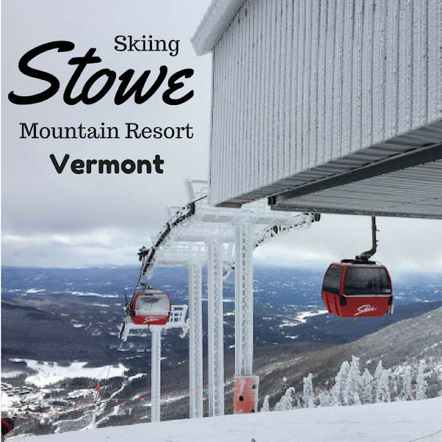 Stowe Mountain Resort, Vermont