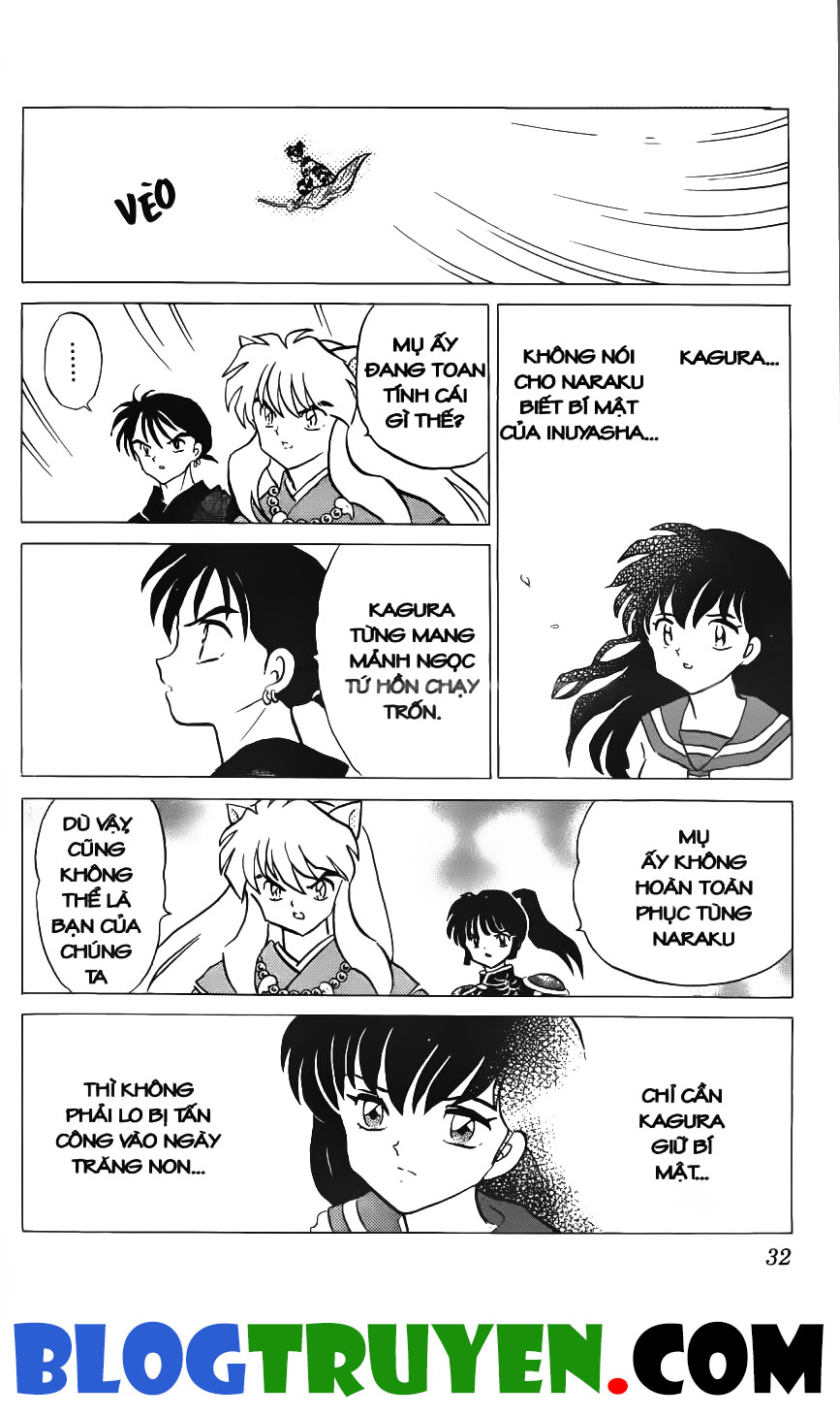 Inuyasha vol 22.2 trang 11