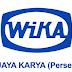 Lowongan kerja PT Wijaya Karya - Medan Februari 2016