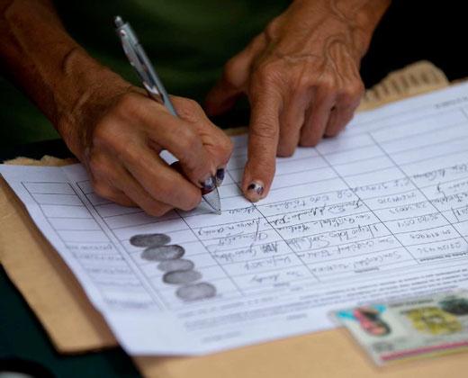 CNE aprueba solicitud de recolección del 20% para el revocatorio