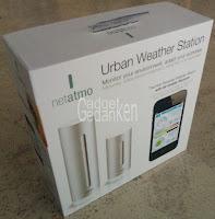 Netatmo Wetterstation Grundpaket