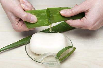 Avantages de la préparation du savon d'aloès