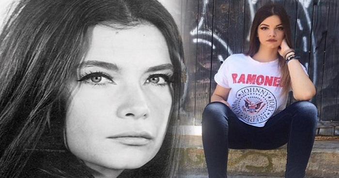 Τζένη Καζάκου: Η εγγονή της Τζένη Καρέζη μοιάζει εκπληκτικά με τη γιαγιά της και είναι μια κούκλα