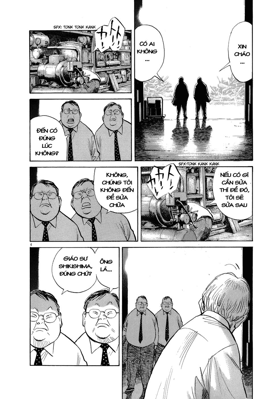 20th Century Boys chapter 224 trang 9