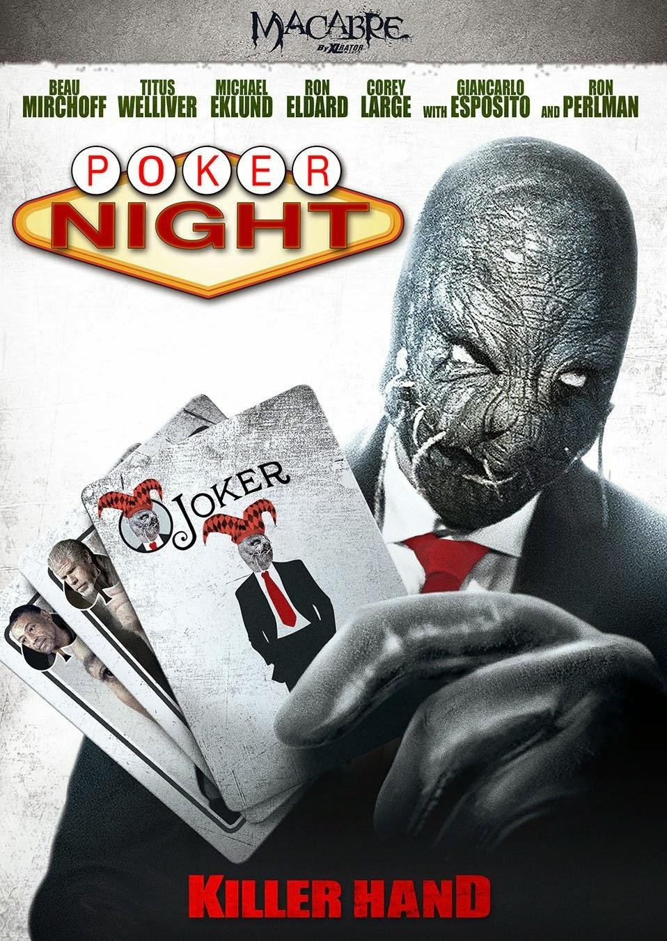 DVD Review - Poker Night
