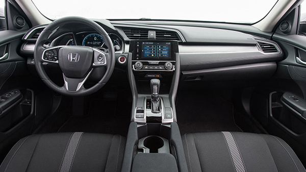 2018 Honda Civic - 7
